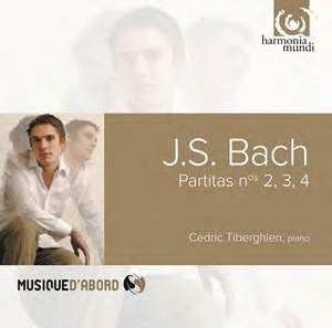 JS Bach: Partitas BWV 826-828