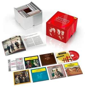 Amadeus Quartet: The Complete Recordings on DG Product Image