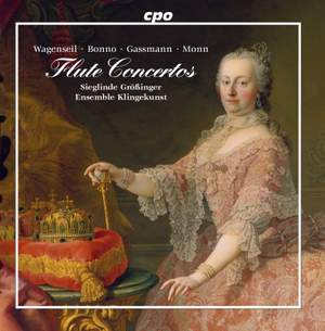 Flute Concertos from Vienna Product Image