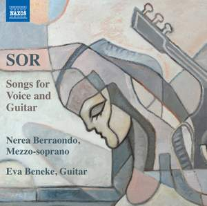 Fernando Sor: Songs for Voice and Guitar