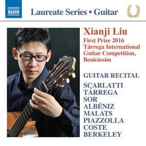 Guitar Laureate: Xianji Liu Product Image