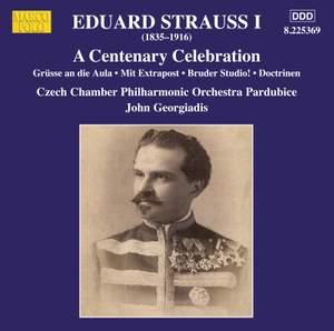 Eduard Strauss I: Centenary Celebration