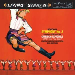 Borodin: Symphony No. 2 & Rimsky-Korsakov: Capriccio Espagnole;