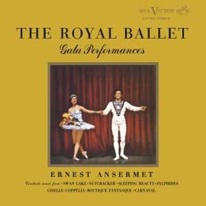 The Royal Ballet; Gala Performances