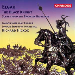 Elgar: The Black Knight, Scenes from the Bavarian Highlands Product Image