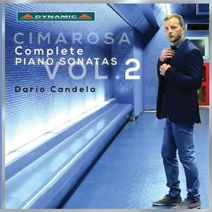 Cimarosa: Complete Piano Sonatas Vol. 2
