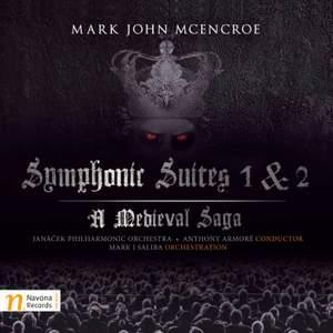 McEnroe: Symphonic Suites Nos. 1 & 2 – A Medieval Saga Product Image