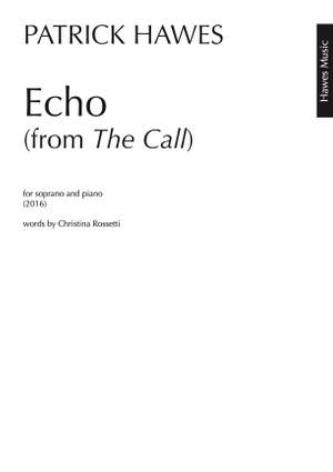 Patrick Hawes: Echo (from The Call)