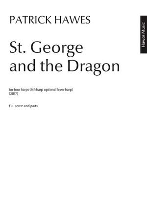 Patrick Hawes: St George & the Dragon Product Image