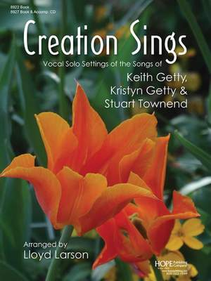 Vocal Solo Settings for the Songs of Keith Getty