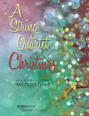 A String Quarter Christmas