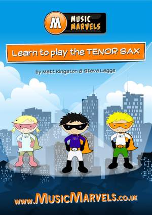 Music Marvels: Learn To play Tenor Sax
