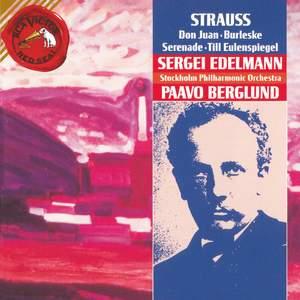 R Strauss - Don Juan, Burleske, Till Eulenspiegel