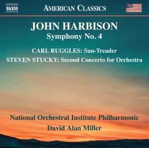 Harbison: Symphony No. 4 Product Image