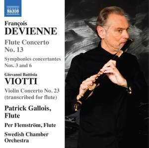 Devienne: Flute Concertos, Vol. 13