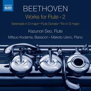 Beethoven: Flute Works, Vol. 2