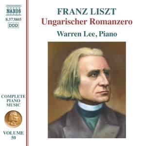 Liszt: Complete Piano Music Volume 50