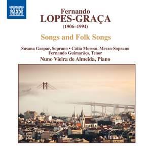 Lopes-Graca: Songs and Folk Songs
