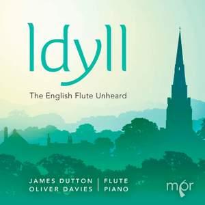 Idyll: The English Flute Unheard Product Image
