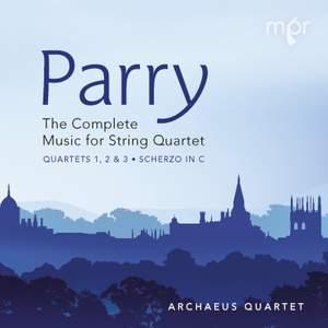 Parry: Music For String Quartet
