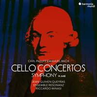 CPE Bach: Cello Concertos