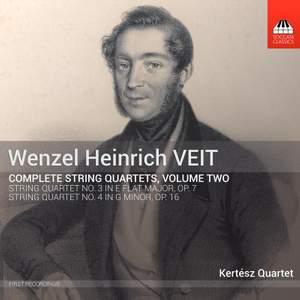 Veit: String Quartets, Vol. 2 Product Image