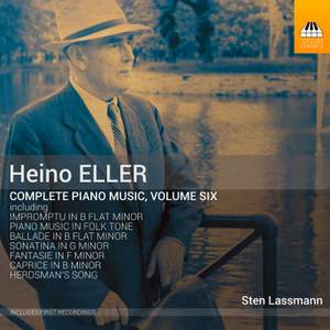 Eller: Complete Piano Music, Vol. 6 Product Image