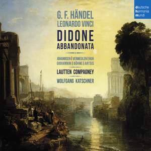 Händel, Vinci: Didone abbandonata Product Image