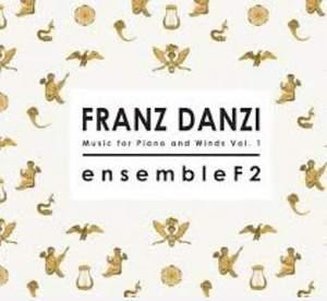 Franz Danzi: Music for Piano and Winds Vol. 1