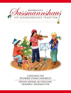 Christmas for Beginner String Ensembles