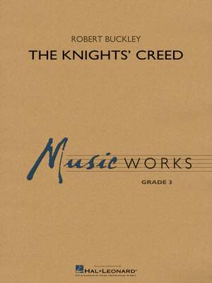 Robert Buckley: The Knights' Creed Product Image