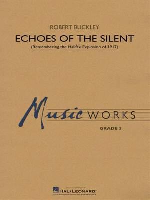 Robert Buckley: Echoes of the Silent