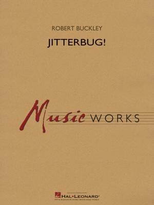 Robert Buckley: Jitterbug!