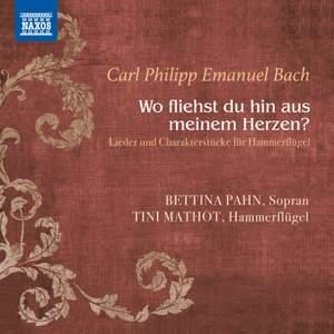 C.P.E. Bach: Wo fliehst du hin aus meinem Herzen?