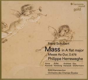 Schubert: Mass No. 5, D678 & Mendelssohn: Psalm 42