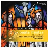 O lux beata Trinitas