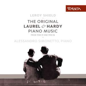The Original Laurel & Hardy Piano Music Product Image