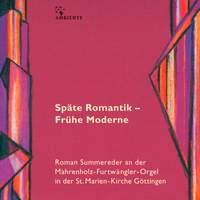 Reger, Schmidt, Jarnach, David & Reda: Organ Works