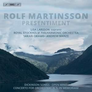 Rolf Martinsson - Presentiment