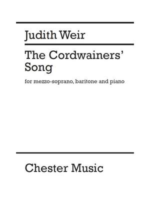 Judith Weir: The Cordwainers? Song