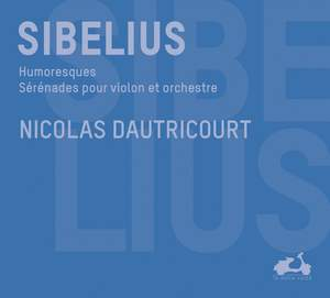 Sibelius: Works for Violin & Orchestra