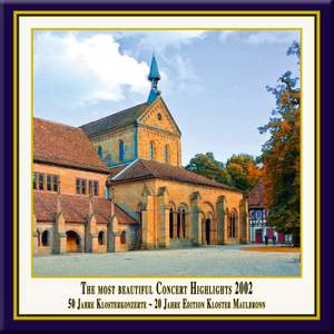 Anniversary Series, Vol. 5: The Most Beautiful Concert Highlights from Maulbronn Monastery, 2002 (Live) Product Image