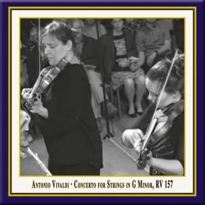 Vivaldi: Concerto for Strings in G Minor, RV 157 (Live) Product Image