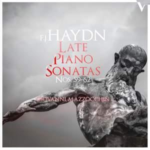 Haydn: Late Piano Sonatas, Nos. 59-62
