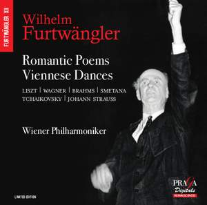 Furtwangler conducts Romantic Poems and Viennese Dances