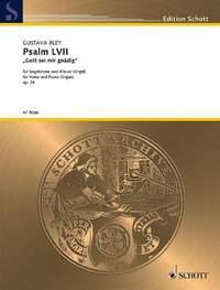 Bley, G: Psalm LVII op. 24