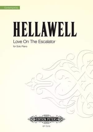 Hellawell, Piers: Love On The Escalator