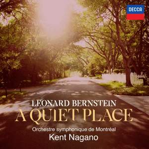 Bernstein: A Quiet Place Product Image