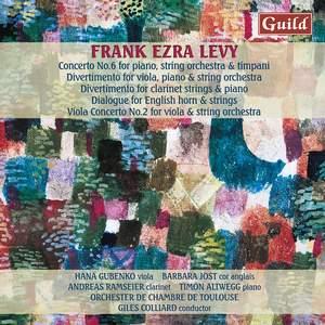 Frank Ezra Levy: Concerti