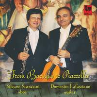 Telemann - Duarte - Lafasciano - Piazzolla: From Baroque to Piazzolla